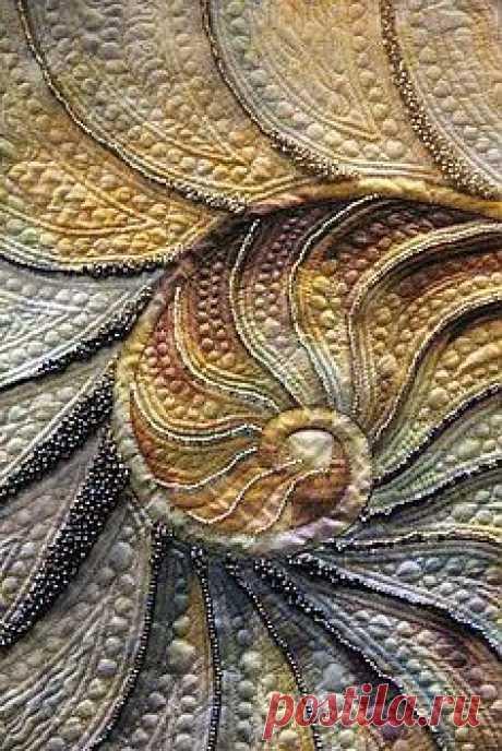 Потрясающая текстиль