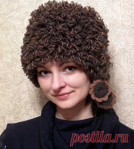Как выбрать идеальную вязаную шапку по типу лица: Обязательно к прочтению! - allWomens