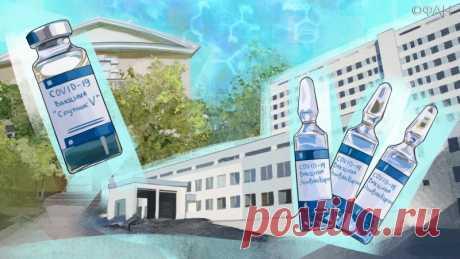 Три первые российские вакцины от COVID-19: главные различия и особенности | Новости