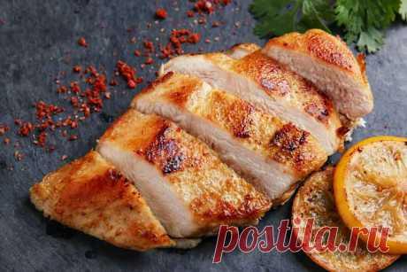 Блюда из куриного филе: рецепты с фото