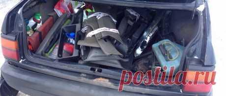 Можно ли хранить зимой в автомобиле зарядное устройство для АКБ и компрессор для накачки шин