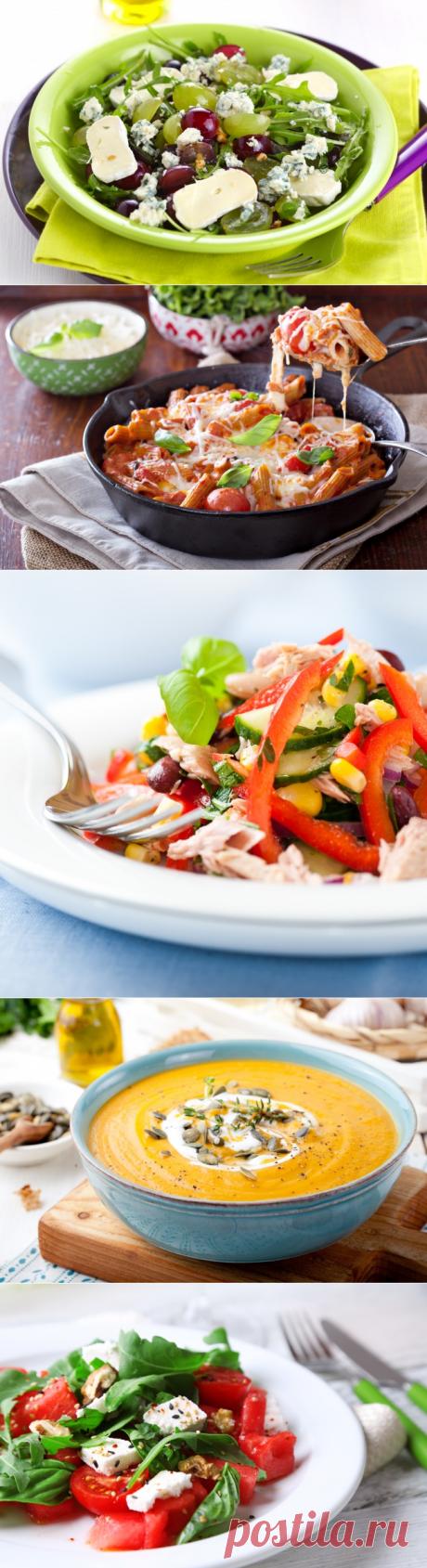 8 рецептов для лентяев, которые любят вкусно поесть