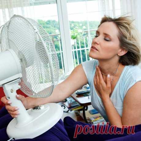 Как не простудиться в летнюю жару?