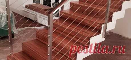 Лестницы и ограждения из стекла, дерева, металла - СтаирсПром