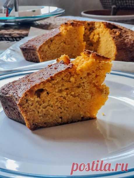 Пирог с тыквой и лимоном рецепт с фото пошагово
