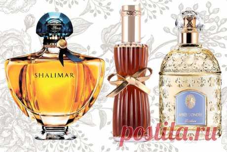 8 лучших винтажных ароматов