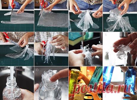 Делаем личную медузу в бутылке своими руками — Я happy МАМА