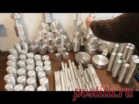 Как легко самому расплавить алюминий  /  aluminum melt