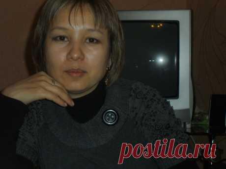 Раухан Ажикенова