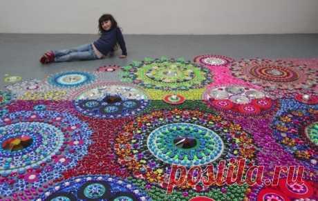 Потрясающие инсталляции из кристаллов и стразов голландской художницы: artassorti — ЖЖ