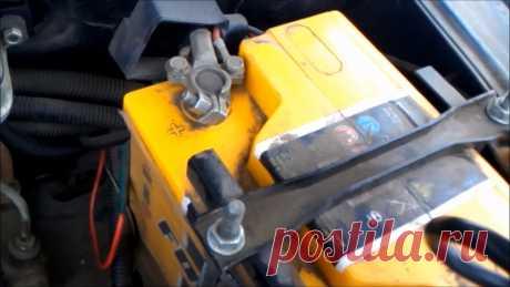 5 Способов проверить аккумулятор в автомобиле.