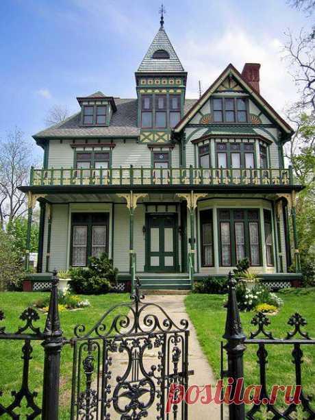 Дом Харпера (он же... Дом Роберта Прайса) расположен в Центревилле, штат Мэриленд.