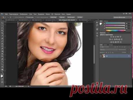 Видеоурок 7 правил профессиональной обработки Ваших фотографий