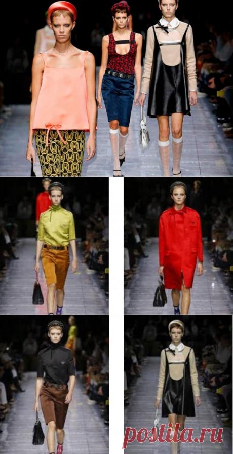 Милан: Неделя моды с весенней коллекцией Миуччи Прада 2019 - новости Италии
