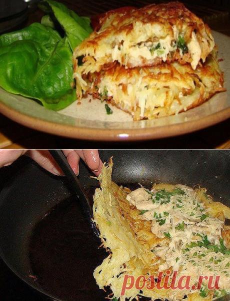 Этот рецепт будут выпрашивать все: полноценное блюдо, вместо привычных котлет