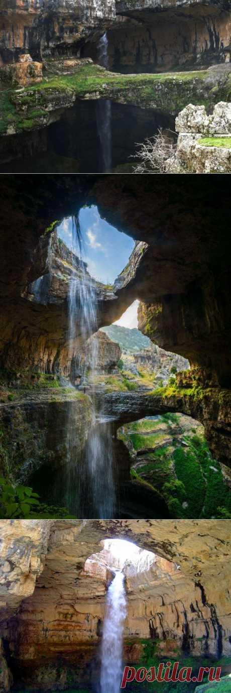 Удивительный водопад Баатара : НОВОСТИ В ФОТОГРАФИЯХ