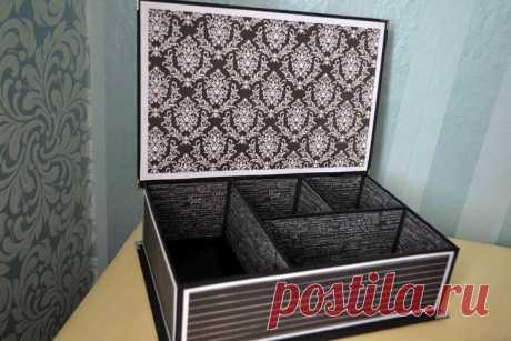 Как сделать органайзер для косметики своими руками из картона, дерева, ткани