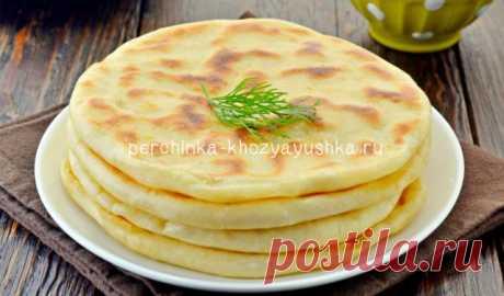 Лепешки с картошкой в духовке и в мультиварке - Vypechka.Perchinka Hozyayushka.ru