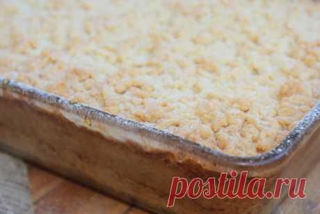 Рецепт Польская шарлотка - Польская кухня | Kitchen727