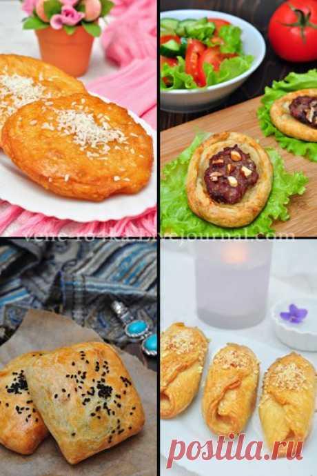Арабское тесто A'jineh Mwarraqah для сладкой и не сладкой выпечки