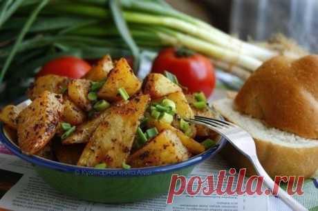 Запеченный картофель по-турецки | Рецепты Bon Appétit | Яндекс Дзен