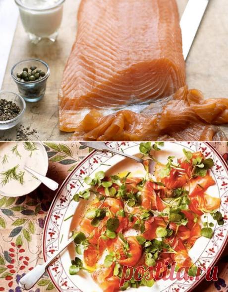 Солим красную рыбу сами Северными способами. Весь вкус и сок остаются, а соль почти не чувствуется - Steak Lovers - медиаплатформа МирТесен