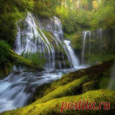 Умиротворение, которое дарит нам природа ...