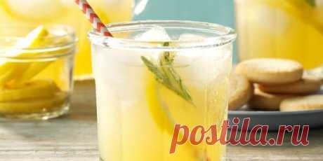15 рецептов домашнего лимонада, который вкуснее магазинного - Лайфхакер