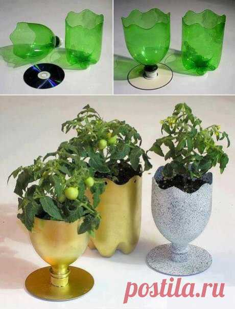 Необычные идеи декора и использования бросового материала. Большая подборка