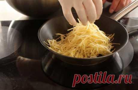 Жареная картошка по-швейцарски: невероятное блюдо - медиаплатформа МирТесен