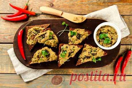Как приготовить вкусные бутерброды с пастой из чечевицы – пошаговый рецепт с фото.