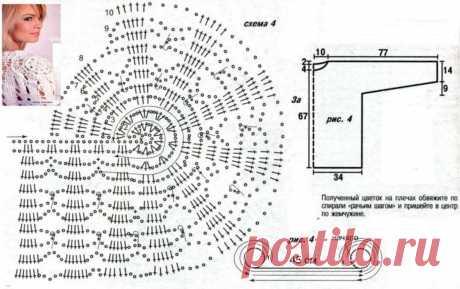 Схемы вязаных жакетов. - Вязание тапочек спицами с описанием - Каталог статей - Уроки вязания спицами