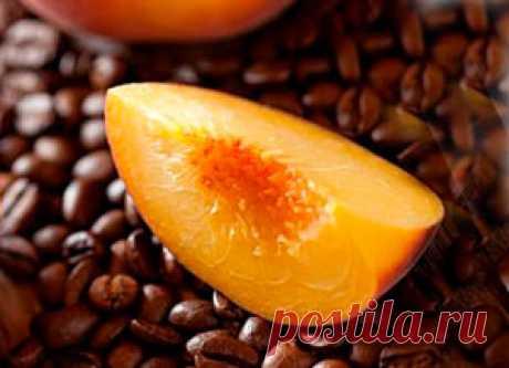 Кофе «Джорджия-Джинжер» с персиками и специями | Кофе