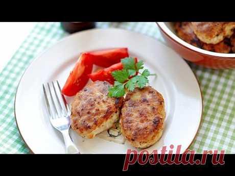 Котлеты из баклажан. Рецепт овощной. #суфикс
