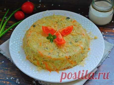 Картофельная запеканка с морковью: делимся полезным рецептом для детского меню | Рекомендательная система Пульс Mail.ru