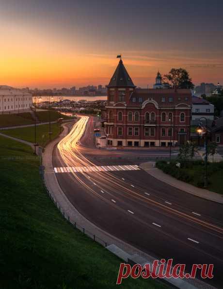 Город Казань: - Раздел город - Фотография на фотосайте
