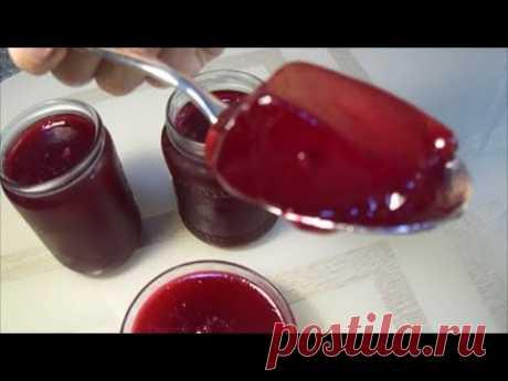 Желе из смородины - Лучший сайт кулинарии