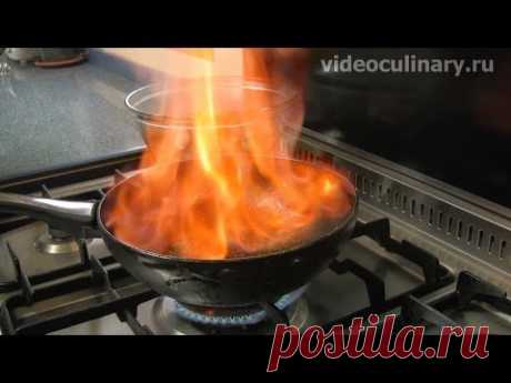 Паштет из куриной печени - Рецепт очень вкусного Пате от Бабушки Эммы