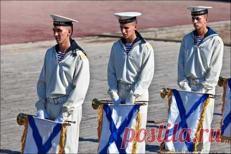 Праздник .День военно-морского флота . Севастополь.