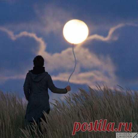 Лунные игры Лорана Лоудера (9 фото) | СОЛНЕЧНЫЙ ВЕТЕР