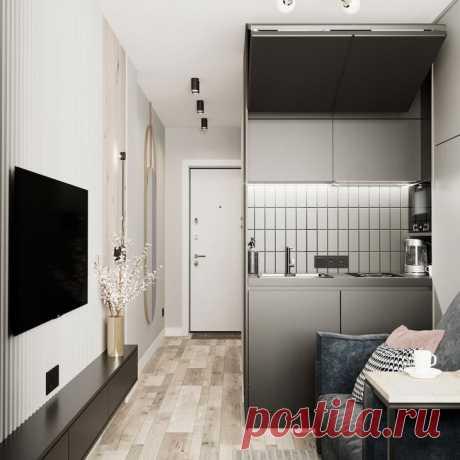 Можно ли жить в квартире, площадью 13 кв.м. Битва дизайнеров, часть I | КVАРТИРА | Яндекс Дзен