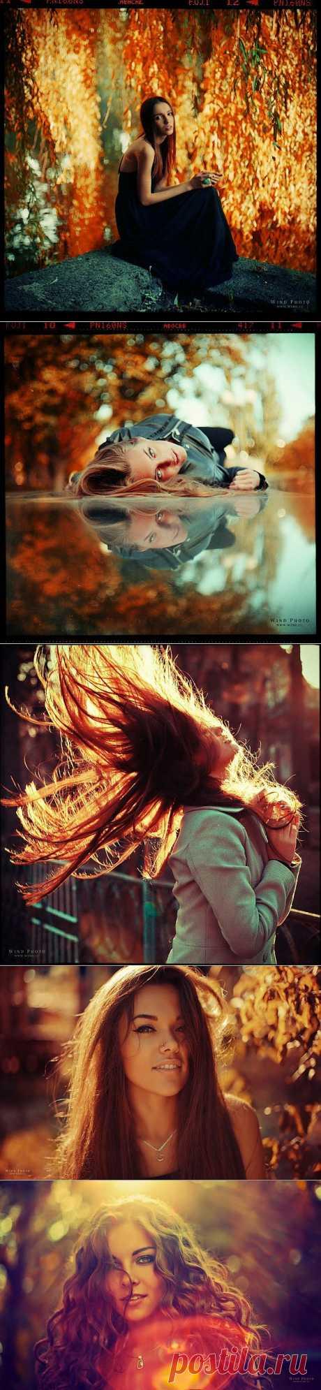 (+1) - Очень красивые девушки от украинского фотографа (ФОТО)   САМЫЙ СОК!