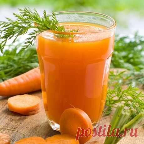 Здоровье и морковь. — Мегаздоров