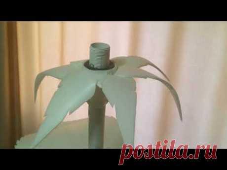 """Торшер """"Роза"""" - YouTube"""