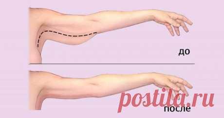 Простое упражнение от дряблости рук «Рябина»: инструкция для женщин за 50 Здравствуйте. Сегодня хочу рассказать вам о простом упражнении для улучшения внешнего вида рук, а также дать несколько советов для достижения положительных результатов. Дело в том, что когда я пишу ст