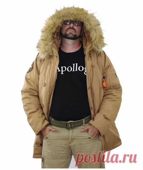 Интернет магазин верхней одежды Apolloget