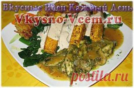 Грибная пора – раздолье для любителей вкусно поесть. Разве можно отказаться от соблазна попробовать очередное оригинальное грибное блюдо? Рецепт картофельных палочек с грибами разнообразит ваш стол. Красиво уложенные «хрустики» из картофеля с нежным соусом станут желанными гостями на вашем столе.