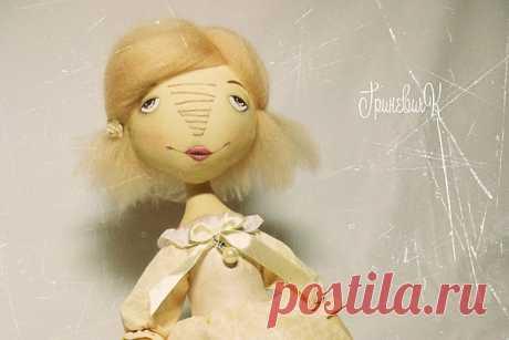 Пошаговый мастер-класс: Кукла из ткани   all Dolls