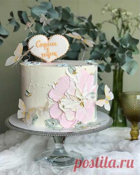 Рецепт торта «Малина-Матча» | HomeBaked