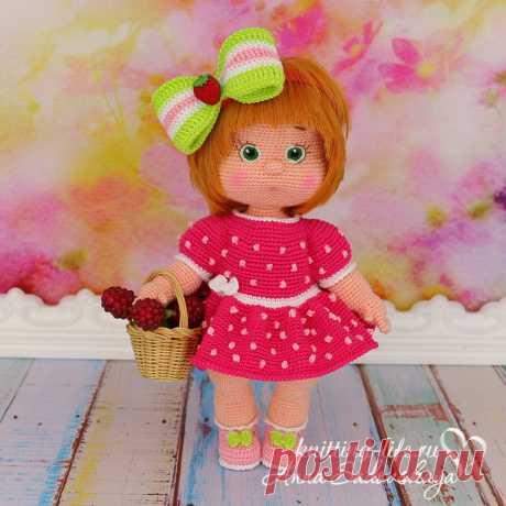 Малышка Варенька - Бесплатные авторские онлайны - Вязаная жизнь | игрушки